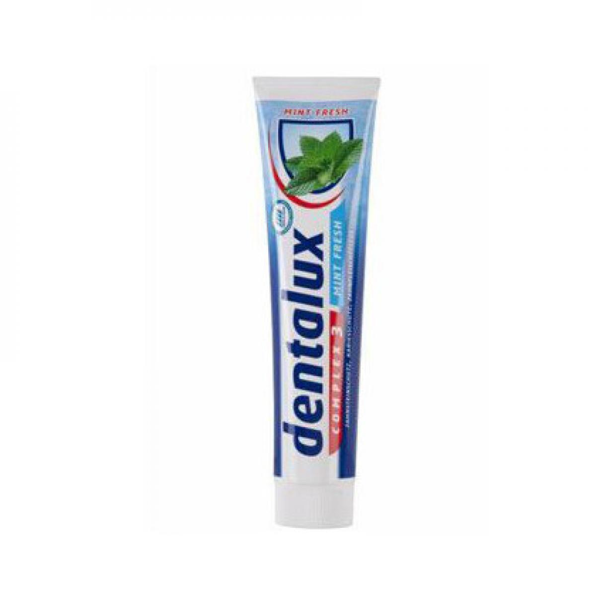 Зубная паста Dentalux Complex 3 Mint Fresh