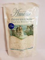 Натуральная соль мертвого моря Shemen Amour