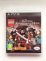 Видео игра Lego: пираты карибского моря (PS3) pyc.