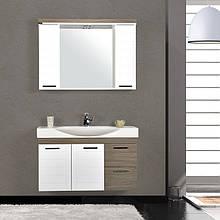 "Комплект мебели для ванной GOLD Ban-Yom ""Laura 105"", 1050х490х530 мм"