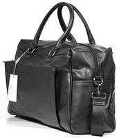 Кожаная мужская сумка DAVIJONES, дорожная мужская сумка, городская сумка, прочная сумка