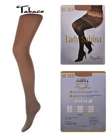 Колготки Lady Sabina 60 den microfibra Tabaco р.2 (LS60MF) | 5 шт.