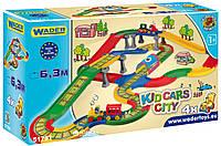 "Железная дорога ""Kidi Cars"" Городок 51791"