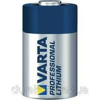 Батарейка 3v VARTA CR123A 1600 mAh