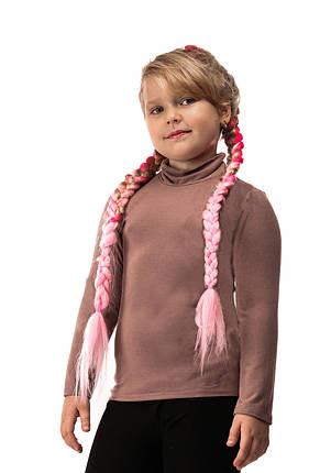 Гольф детский кашемир капучино, фото 2
