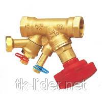 Клапан балансировочный ручной STAD-C Ду 15, фото 2