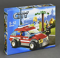 Конструктор 60020 City Служба спасения (аналог Lego City)