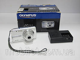 Фотоаппарат Olympus M760 Silver (FZ-4704)