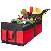 Органайзер в багажник Штурмовик АС-1537 BK/RD 520х300х250мм
