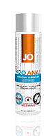 Лубрикант на водной основе System JO ANAL H2O - WARMING (120 мл)