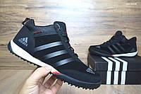 Мужские кроссовки Adidas Daroga Черные