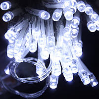 Гирлянда светодиодная на батарейках