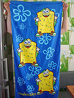 Пляжное полотенце Сендвич