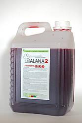 АЛАНА-2 (5кг, в 5л канистре) наружные работы, концентрат
