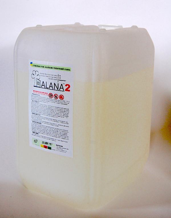 АЛАНА-2 (10кг, в 10л канистре) наружные работы, концентрат