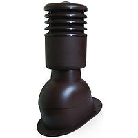 Вентиляционный элемент проходной KBXO 110мм (утепленный)  Металлочерепица с высотой волны до 46мм.