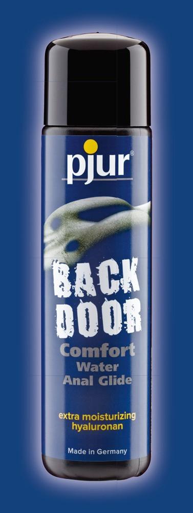 Пробник pjur backdoor comfortwater 2 ml