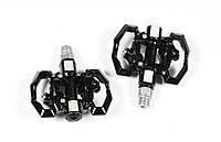 Контактные педали Wellgo M221 black