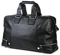 Мужская дорожная сумка Bradford, кожаная мужская сумка, сумка для командировок