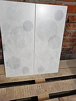 Плитка облицовочная Cement GR1 серая, 250х600мм. Доставка по всей Украине