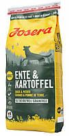 Сухой корм для взрослых собак Josera Ente & Kartoffel