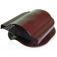 Кровельный аэратор Kronoplast WPBN 150мм для монтажа на металлочерепицу с высотой профиля до 28мм