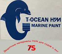 Антиобрастающее покрытие (необрастайка, антифоулинг), самоочищающее для судов и яхт