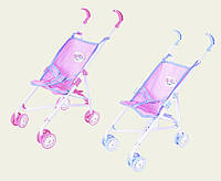 Коляска Baby Born 9302W-BB тросточка, поворотные колеса