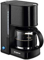 Кофеварка капельная (фильтрационная) Vitalex VL-6001 Black