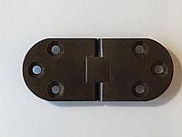 Петля для складного стола 180 градусов (Siso) Темная Бронза