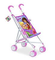 Коляска Disney - Fairies Феи тросточка, поворотные колеса