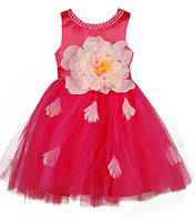 Бальное детское платье для девочек