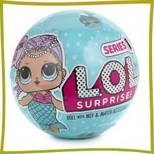 Лялька-сюрприз ( L. O. L Surprise) набори Лол