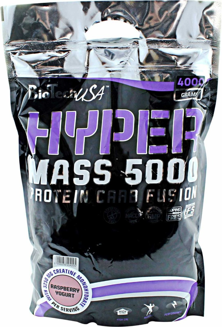 BioTech Hyper Mass 5000 4 kg Биотеч Гипер Масс 5000 4 кг