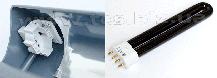 PL-9W/BLB 2G7 Ультрафіолетова лампочка, фото 2