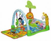 Развивающий коврик Joy Toy Умный малыш (7181)
