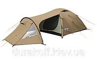 Трехместная палатка Terra Incognita Geos 3 песочна