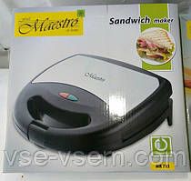 Сэндвич - тостер (бутербродница, сендвичница) Maestro MR-713