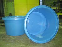 Бассейны круглые для рыборазведения объем 5,4 м3 полипропилен