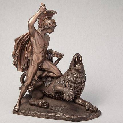 Статуэтка Беллерофонт убивающий Химеру 32 см Veronese 73131V4, фото 2