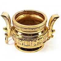 Чаша багатства 10,5х6,5х6см (30697)