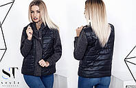 Куртка искусно замаскирована под стильный жилет