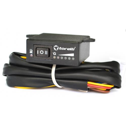 Переключатель топлива с уровнем torelli (карбюраторный)