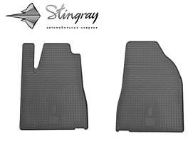 Lexus RX  2012- Комплект из 2-х ковриков Черный в салон. Доставка по всей Украине. Оплата при получении