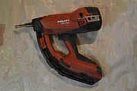 Гвоздострел HILTI (Pulsa) на газу Монтажний пістолет GX-120 (бетон+метал)