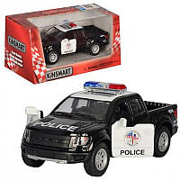 Машинка Ford F-150 Raptor Kinsmart Полиция
