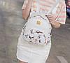 Портфель для девочек белый, фото 2