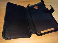 Чехол книжка Blackview BV5000 противоударная кожаная обложка футляр