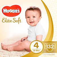 Подгузники Huggies Elite Soft 4, 132x1