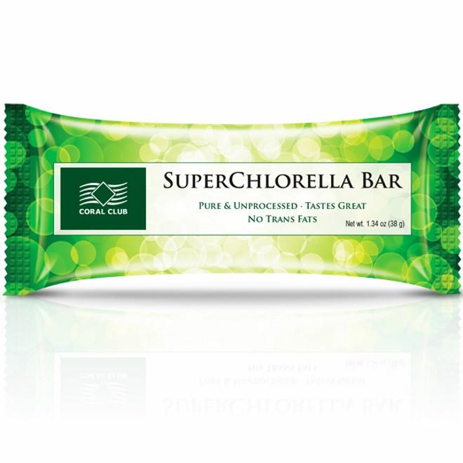 СуперХлорелла Бар SuperChlorella Bar (91691)